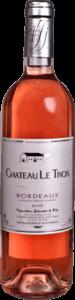 chateau le tros rosé